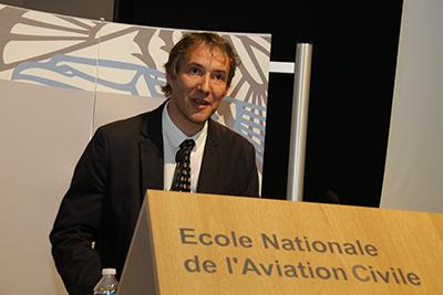 Enac Rpas Chair Yannick Jestin